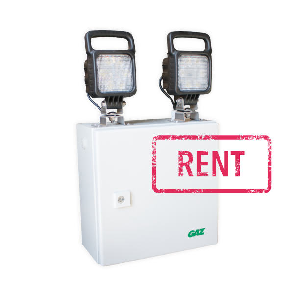 G-LUX Twin rent