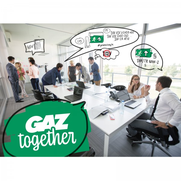 GAZ together 10.11.2021